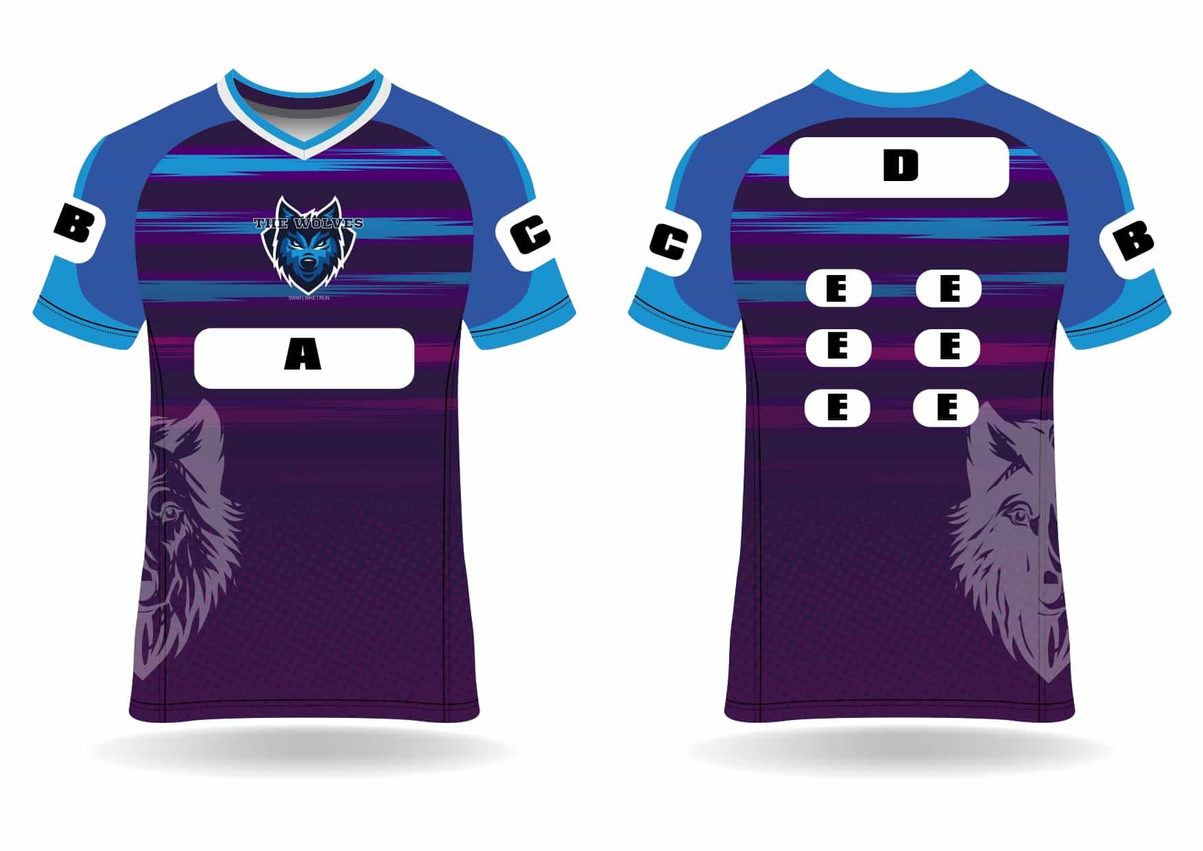 Auspiciantes The Wolves